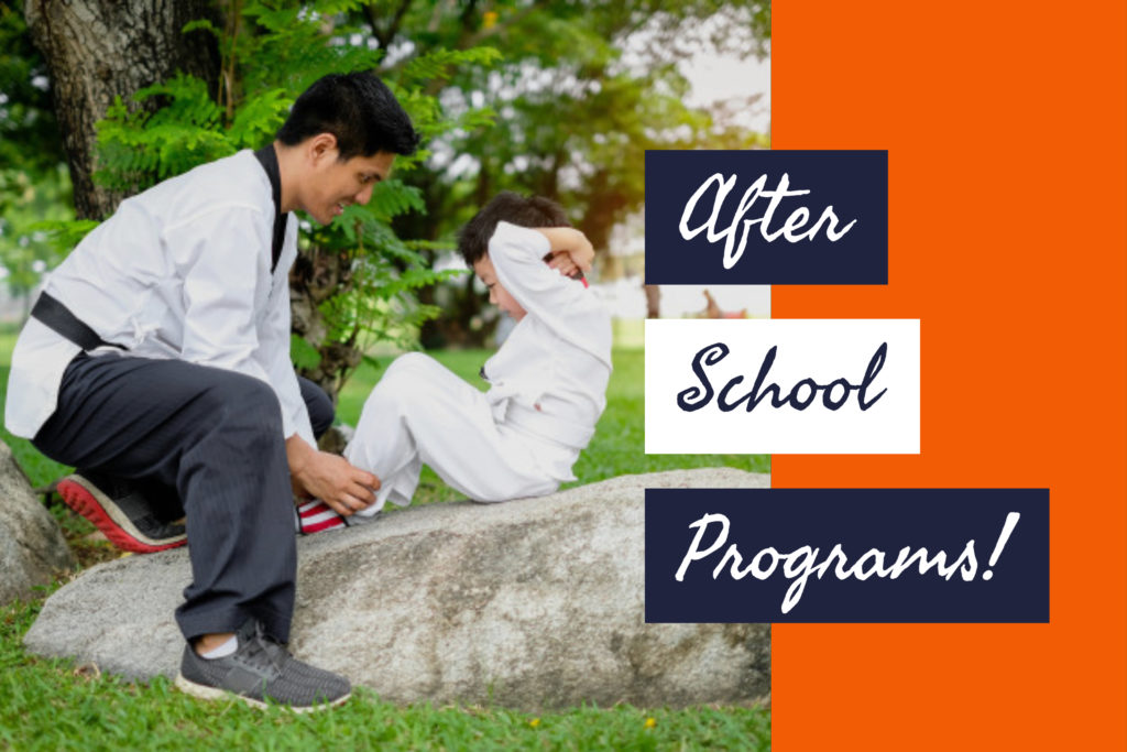 After School Programs!
